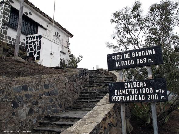 Pico de Bandama - Gran Canaria
