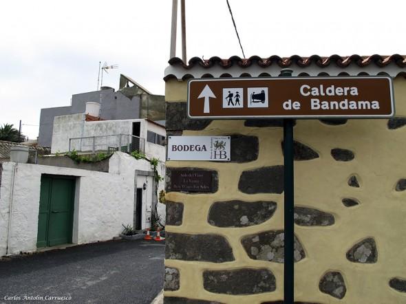 Caserío de Bandama - Caldera de Bandama - Gran Canaria