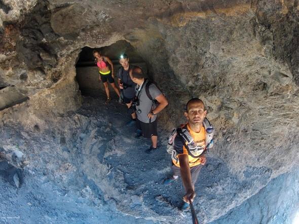 Los Gigantes - Teno - Tenerife - Ruta de extrema dificultad - Canales del Natero