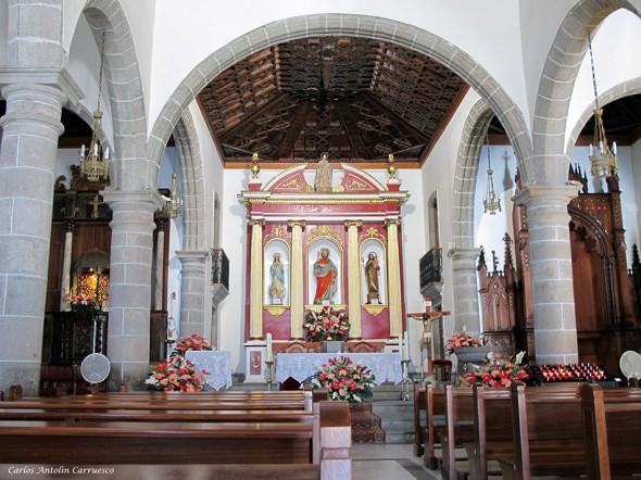 Iglesia de Tunte (San Bartolomé de Tirajana) - Gran Canaria
