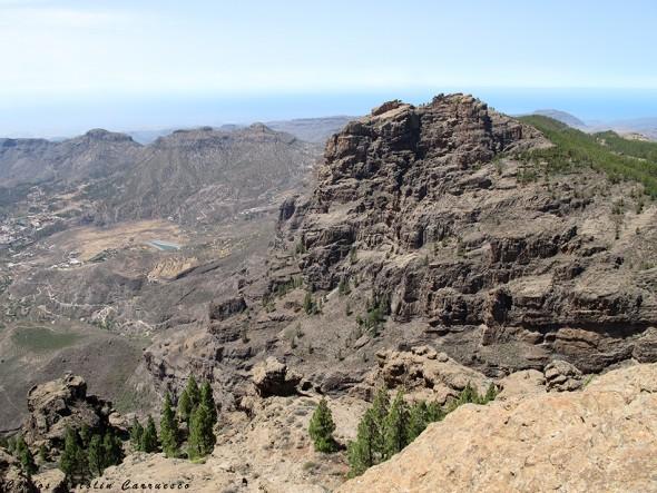 Mirador Pico de Las Nieves - Gran Canaria