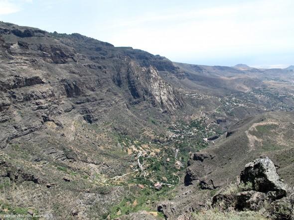 Cañadón del Jierro - Gran Canaria