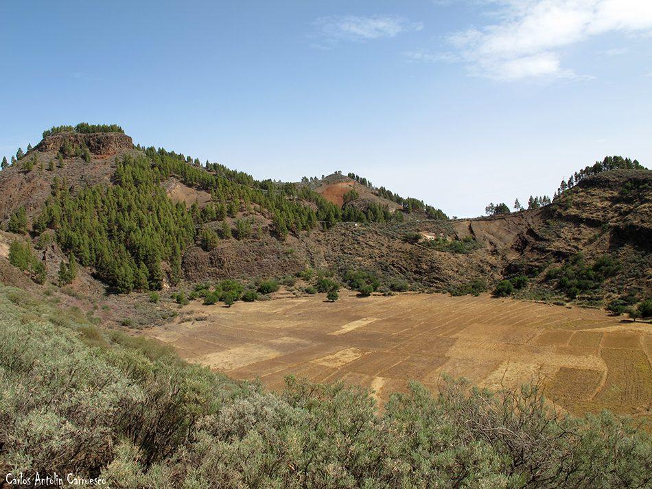Caldera de Los Marteles - Gran Canaria