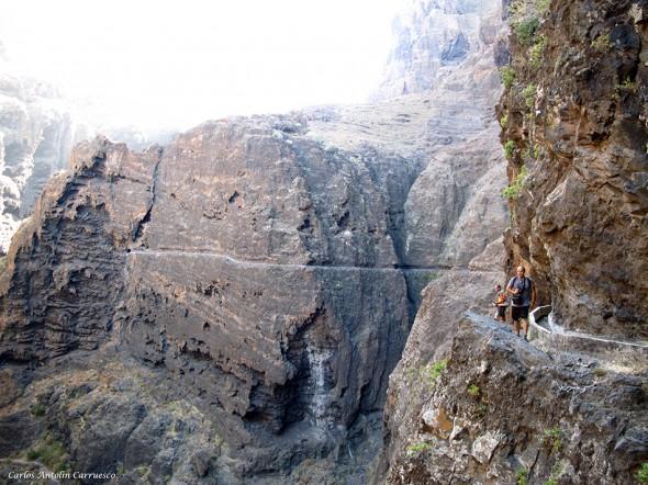 canal de Masca - Teno - Tenerife