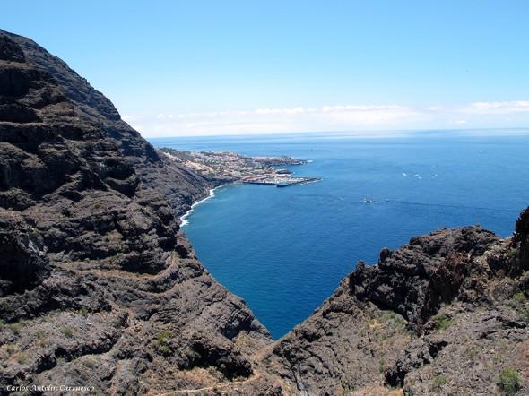 Puerto de Santiago - Los Gigantes - Tenerife