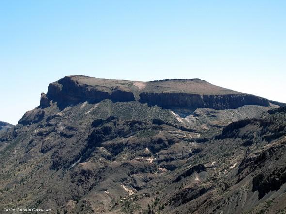 Cumbres de Ucanca - Tenerife - el guajara
