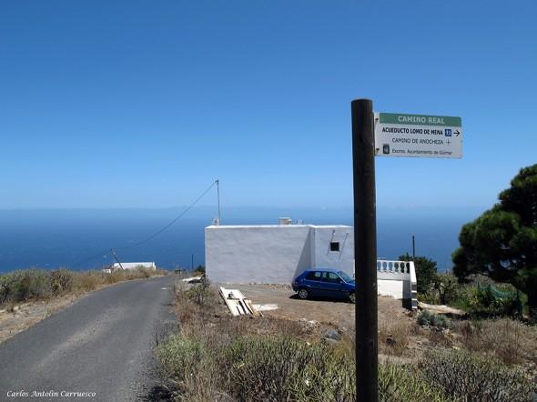 Pista de Anocheza - Tenerife