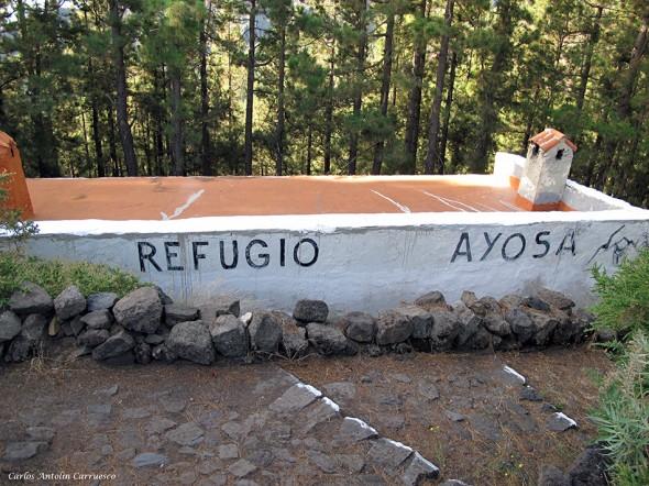 Refugio de Ayosa - TF24 - Tenerife