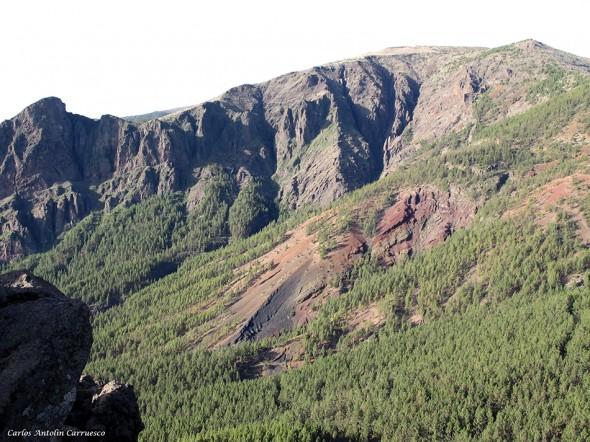 Pico del Valle - Caldera de Pedro Gil - Tenerife