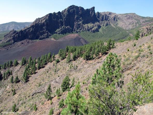 Cho Marcial - Montaña de Las Arenas - Caldera de Pedro Gil - Tenerife