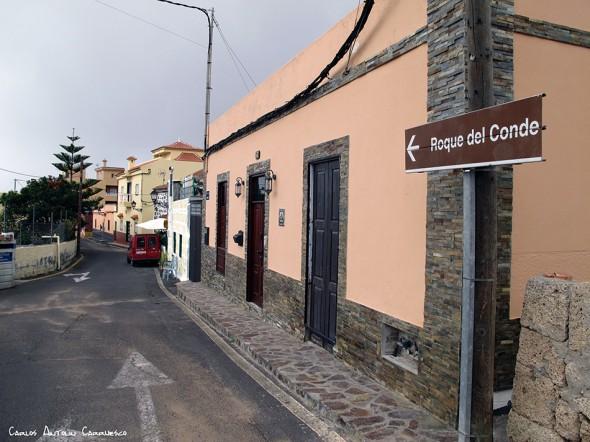 Localidad de Vento - Arona - Tenerife