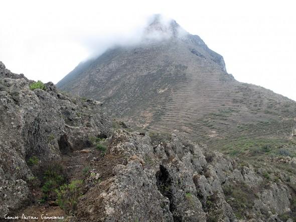 Roque del Conde - Camino de Suarez - Tenerife