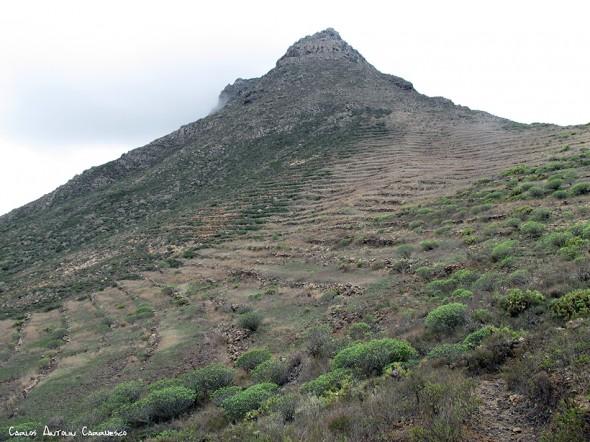 GR131 - Camino de Suarez - Tenerife - roque del conde