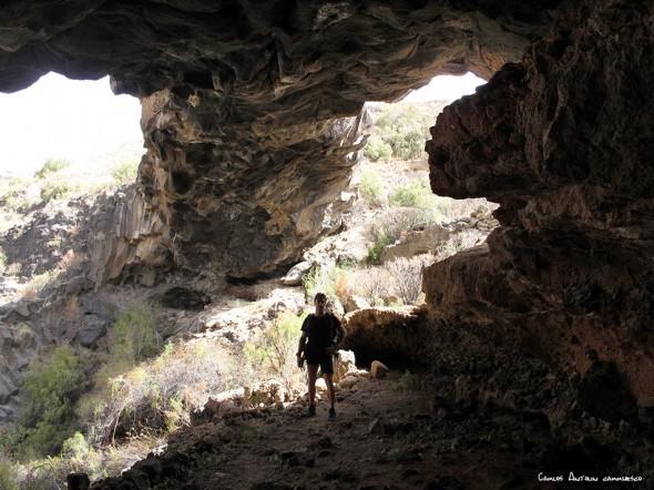 Arco del Jurado - Barranco de la Linde - Fasnia - Tenerife