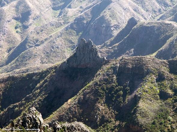 Mirador Pico del Ingés - Anaga - Tenerife