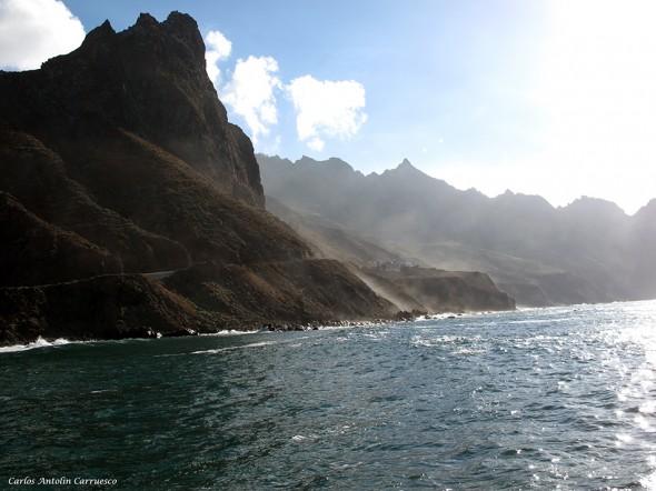 Roque de las Bodegas - Anaga - Tenerife - roque de las animas