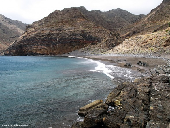Playa de Antequera - Tenerife