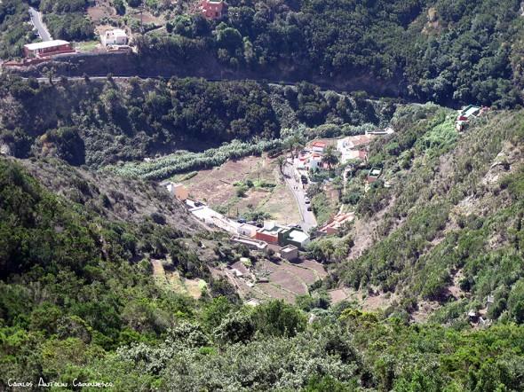 Chamorga en el valle - Anaga - Tenerife