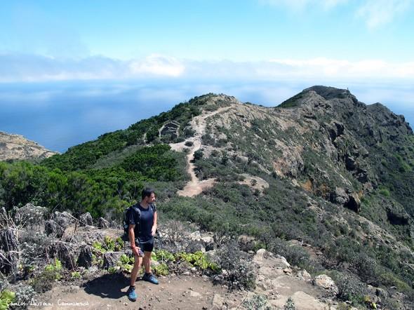Montaña de Tafada - casas de Tafada - Anaga - Tenerife