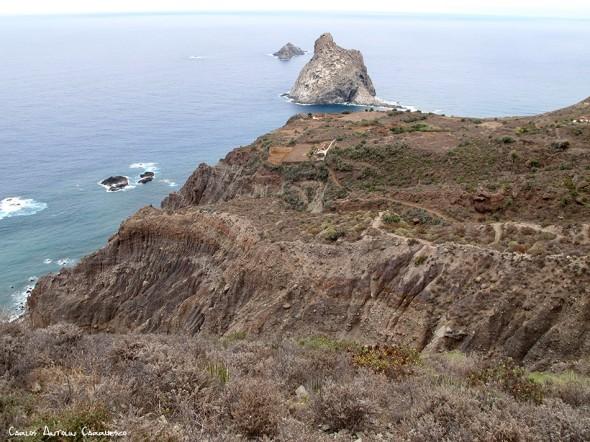 Anaga - Tenerife - las palmas - roque de dentro