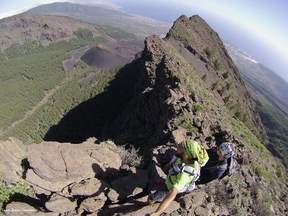 Cho Marcial - Caldera de Pedro Gil - Tenerife
