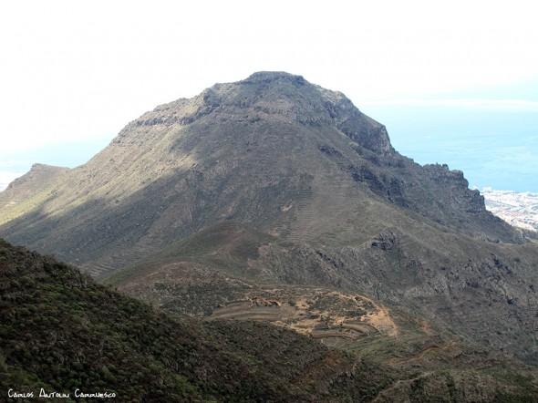 cima del Roque Imoque - Tenerife - el conde