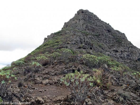 Roque Imoque - Ifonche - Tenerife