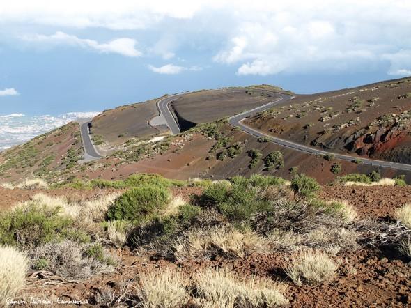 pista de Igueque (Nº17) - Parque Nacional del Teide<br/>La Tarta - Tenerife