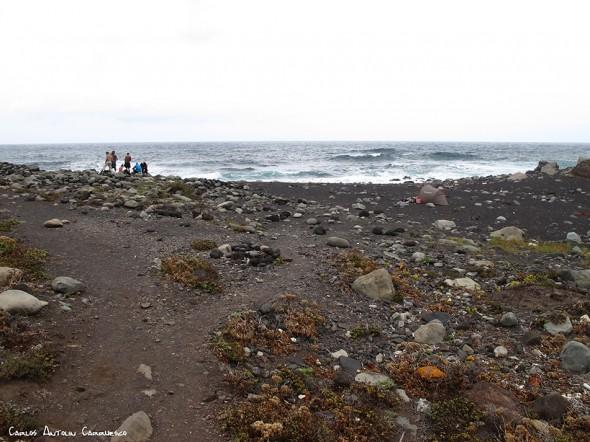 Playa de Tamadiste - Anaga - Tenerife