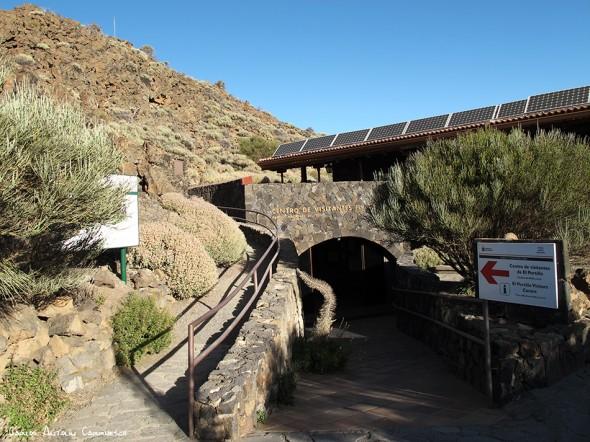 Centro de Visitantes de El Portillo - P.N. del Teide - Tenerife