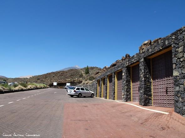 P.N. del Teide - Tenerife<br/>Centro de Visitantes de El Portillo