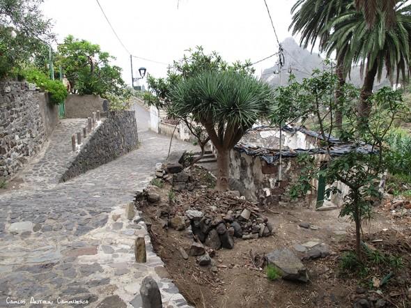 Camino de las Vueltas - Anaga - Tenerife<br/>Taganana