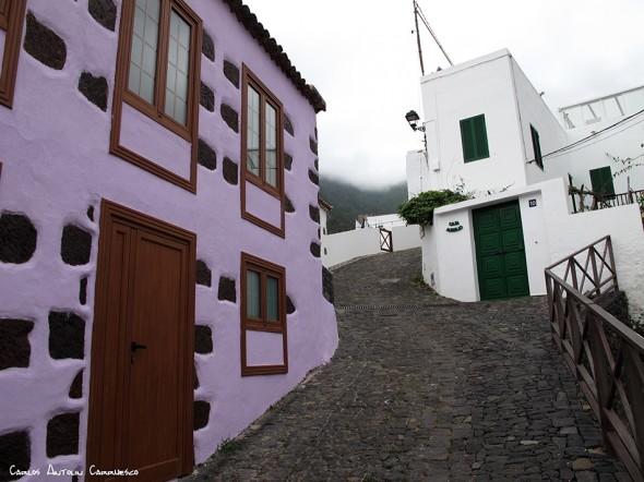 Taganana - Anaga - Tenerife<br/>Calle Portugal