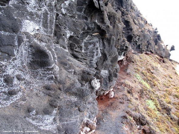 sendero de La Garañona - El Arenal - Tenerife
