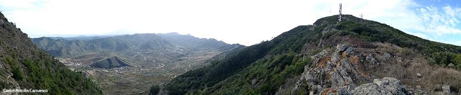 Valle de El Palmar - Teno - Tenerife