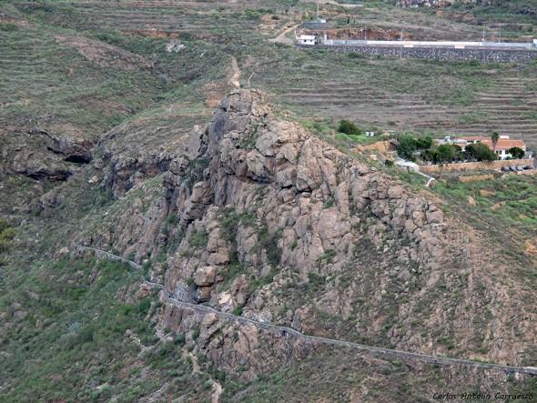 El Roquete - Monumento Natural de Jama - Tenerife