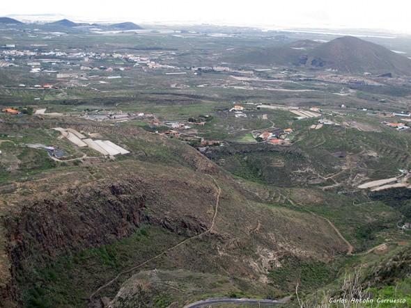 Roque de Jama - Monumento Natural de Jama - Tenerife