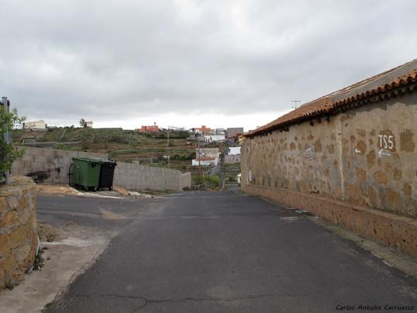 Monumento Natural de Jama - Tenerife