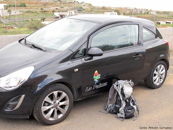 Monumento Natural de Jama - Tenerife - CICAR - alquiler de coches