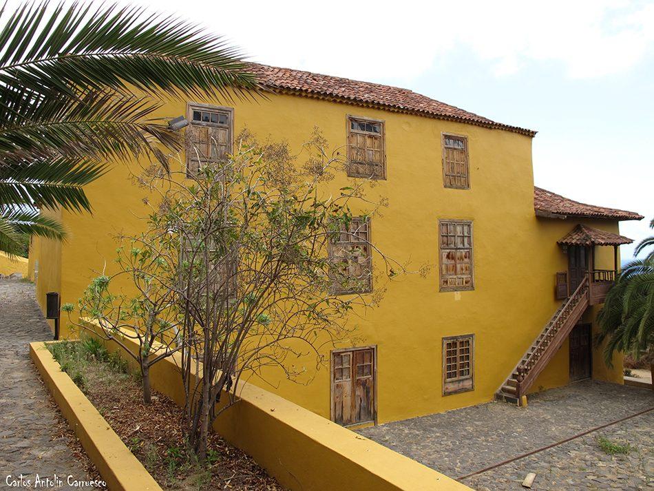 Los Realejos - Rambla de Castro - Tenerife - la casona
