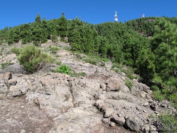 Santiago del Teide - Teno - Cumbre el Bolico - Tenerife