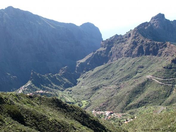 Santiago del Teide - Masca - Teno - Tenerife