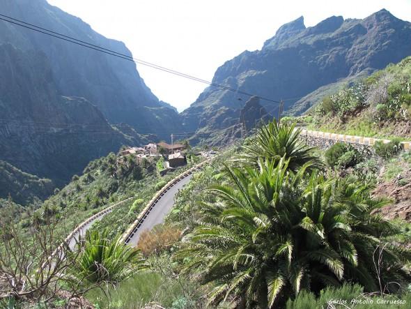 Masca - Parque Rural de Teno - TF436 - Tenerife
