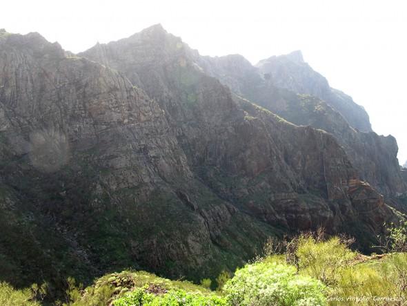 Masca - Parque Rural de Teno - TF436 - Tenerife - guergues