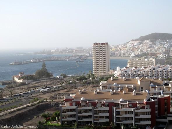 Monumento Natural Montaña de Guaza - Tenerife - los cristianos