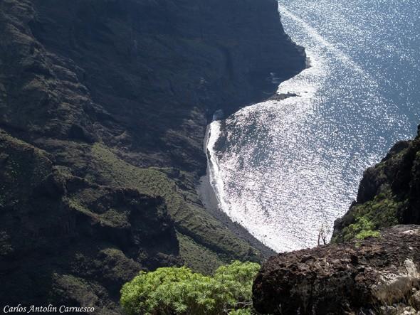Playa de Masca - Teno - Tenerife
