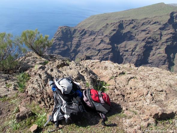 Cabezada de La Fortaleza - Huertas del Paso - Tenerife