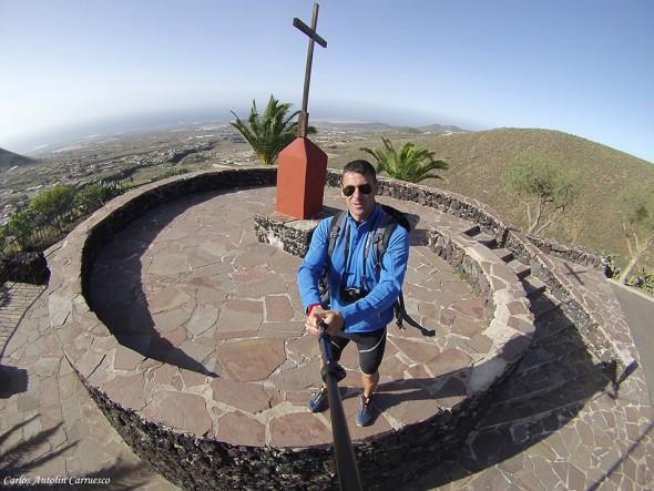 Mirador de Chiñama - Aldea Blanca - Tenerife