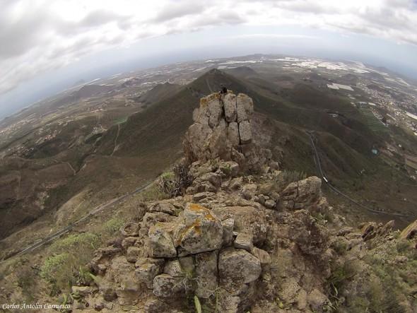 Roque de Jama - La Centinela - Tenerife