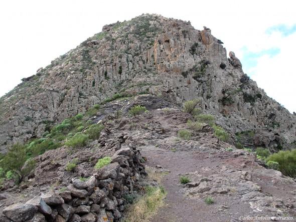 Risco Blanco - Teno - Tenerife